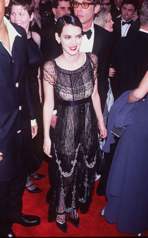 Winona Ryder Was A 90s Style Queen Way Before 'Stranger