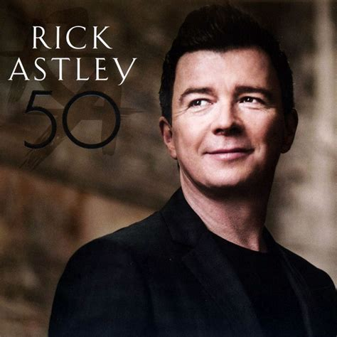 """Review: Rick Astley, """"50"""" 