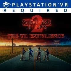 Netflix Stranger Things: The VR Experience on PS4